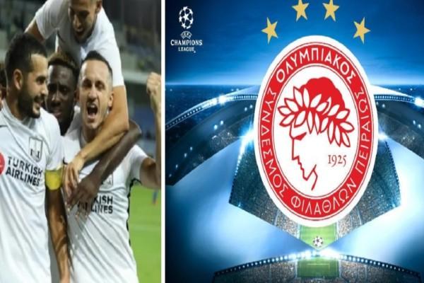 Ολυμπιακός: Κόντρα στη Νέφτσι Μπακού στον β' προκριματικό του Champions League - Το προφίλ της αντιπάλου