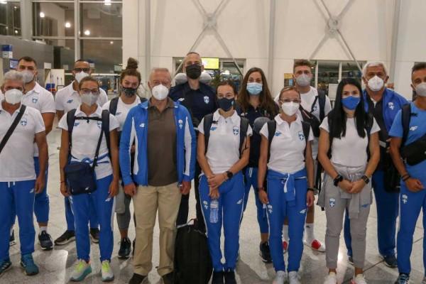 Ολυμπιακοί Αγώνες: Αυτή είναι η ελληνική αποστολή - Πετρούνιας και Κορακάκη οι σημαιοφόροι