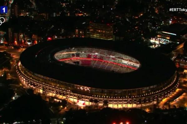 Ολυμπιακοί Αγώνες 2021: Δείτε σε Live Streaming την Τελετή Έναρξης