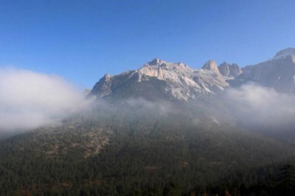 Ολυμπος: Συνεχίζονται οι έρευνες με drones και ομάδες έρευνας για τον 35χρονο ορειβάτη - Βρέθηκαν αντικείμενα του