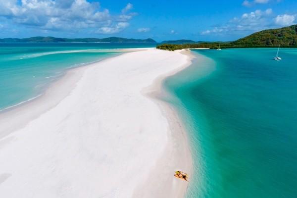 Η καλύτερη παραλία στην Ελλάδα για selfies!
