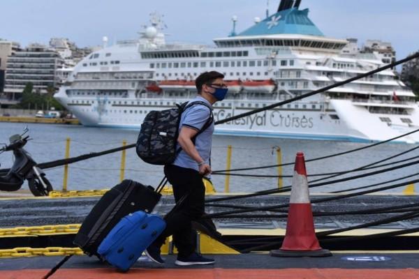 Νέα μέτρα για τα ταξίδια: Πώς γίνονται από σήμερα οι έλεγχοι στα πλοία