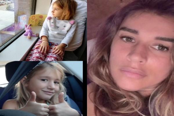 Έχασε τη μάχη με τον καρκίνο η 7χρονη ανιψιά της Έρικκας Πρεζεράκου! Η σπαρακτική ανάρτηση της οικογένειας (photo)