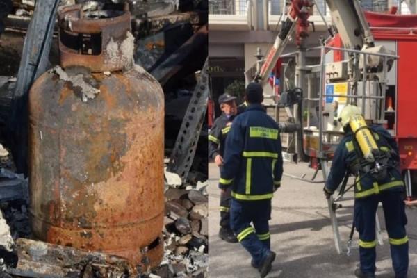 Τραγωδία στον Βόλο: Νεκρή 54χρονη στην κουζίνα του σπιτιού της από έκρηξη φιάλης προπανίου