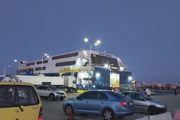 Ραφήνα: Συναγερμός στο λιμάνι - Δεκάδες ύποπτα κρούσματα σε πλοίο από την Ιο