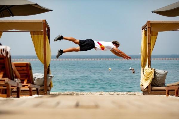Red Bull Art of Motion: Ο κορυφαίος freerunning θεσμός «σαλπάρει» για Μικρολίμανο σε 10 μέρες!