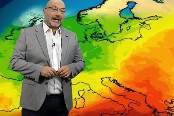 Καιρός: Νέος καύσωνας «χτυπά» την χώρα - Έκτακτη προειδοποίηση Αρναούτογλου