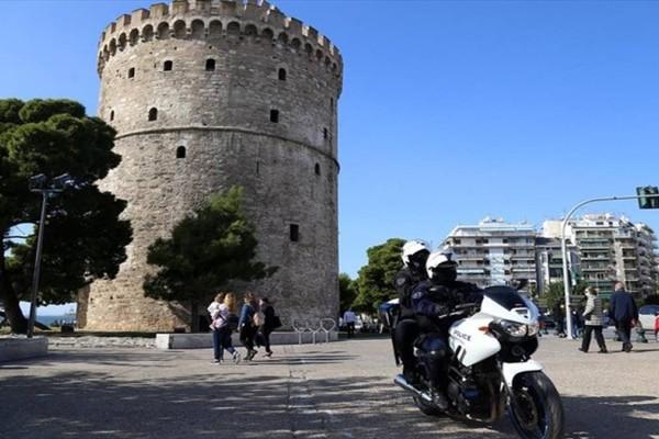 Μια ανάσα από το lockdown η Θεσσαλονίκη!