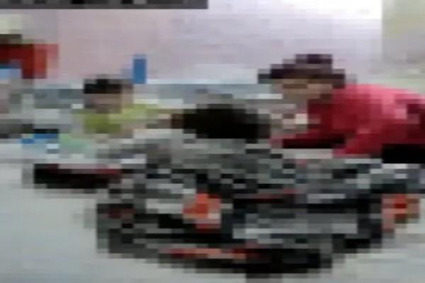 Σεπόλια: Το βίντεο-ντοκουμέντο με την απόπειρα πνιγμού της 4χρονης από τη μητέρα της - Τα σπαρακτικά ουρλιαχτά