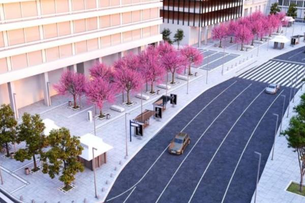 Η Αθήνα του μέλλοντος: Έτσι θα είναι η νέα πλατεία Συντάγματος!