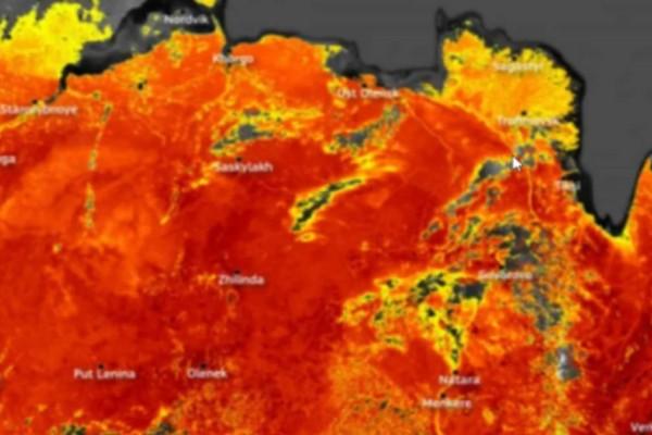 Παγκόσμιος συναγερμός: Στους 48 βαθμούς η θερμοκρασία στη Σιβηρία!