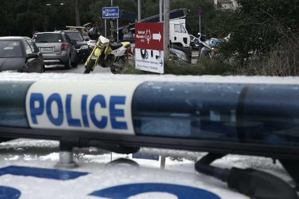 Σοκ στην Καισαριανή: Ληστεία σε σούπερ μάρκετ και τραυματισμός πολίτη από πυροβολισμό