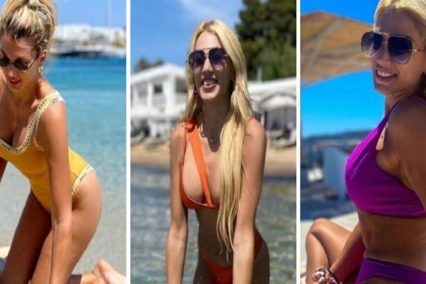 Κωνσταντίνα Σπυροπούλου: Η αρετουσάριστη φωτογραφία με μαγιό που «κολάζει» - Η μυστική δίαιτα που έκανε για να το αποκτήσει αγαλματένιο κορμί