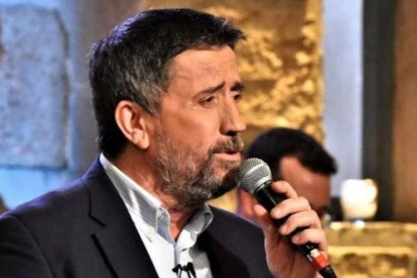 Σπύρος Παπαδόπουλος: Ο άγριος τσακωμός που δεν είδαμε στην εκπομπή - Χαμός με δύο τραγουδίστριες