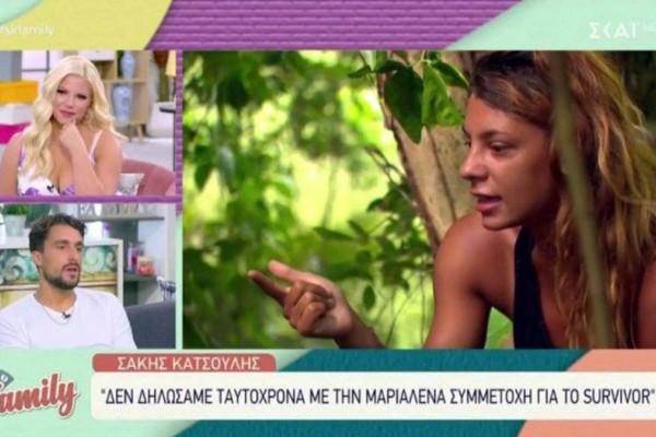 Survivor 4 - Σάκης Κατσούλης: