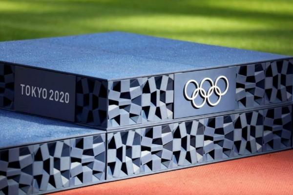 Ολυμπιακοί Αγώνες: Από πλαστικά απορρίμματα τα βάθρα των νικητών!