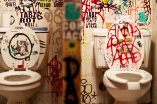 Οι διαφορές ενός άνδρα και μίας γυναίκας όταν πάνε στην τουαλέτα
