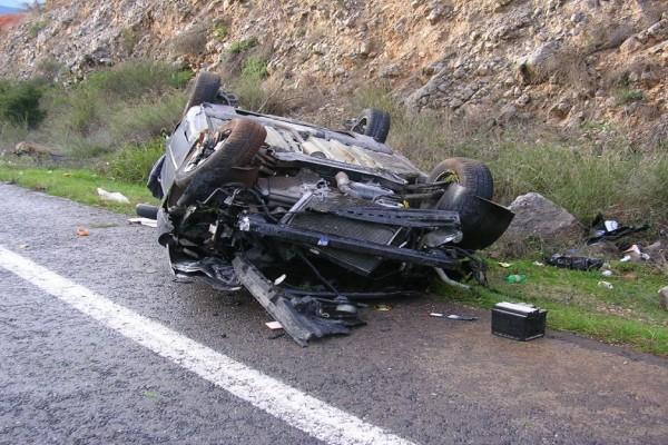 Τροχαίο σοκ στη Χαλκιδική: Νεκρός ένας 23χρονος - Στο νοσοκομείο ο οδηγός