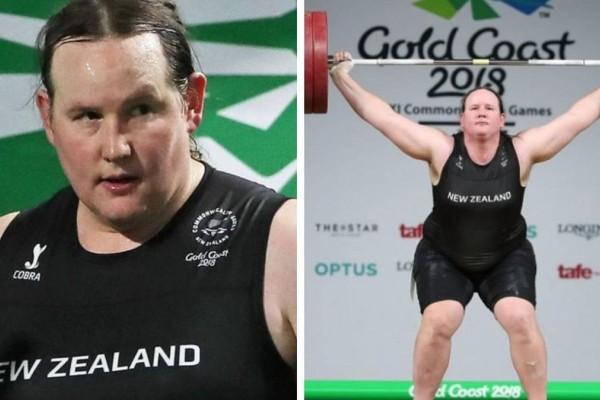 Λόρελ Χάμπαρντ: Η πρώτη τρανς που παίρνει μέρος στους Ολυμπιακούς Αγώνες! Είναι αθλήτρια της άρσης βαρών και γεννήθηκε άνδρας!