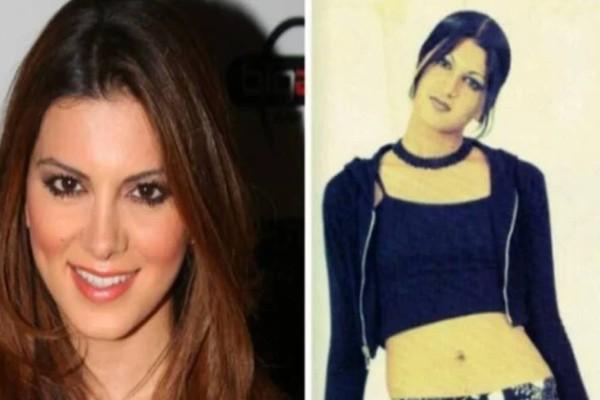 12 Διάσημες Ελληνίδες που ήταν αγνώριστες στην εφηβεία τους - Με την 3η θα τσιμπηθείτε!