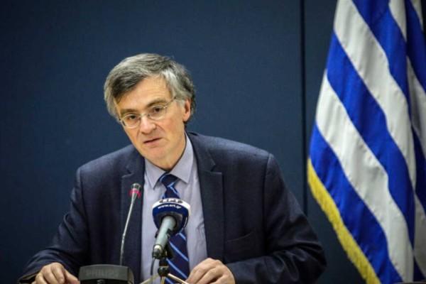 Κορωνοϊός: Ο Σωτήρης Τσιόδρας είπε αυτό που θέλαμε όλοι να ακούσουμε για τον εμβολιασμό