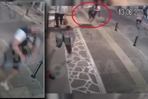 Θρίλερ στη Χαλκιδική: 25χρονος πυροβόλησε εν ψυχρώ 20χρονους - Ανατριχιαστικό βίντεο-ντοκουμέντο