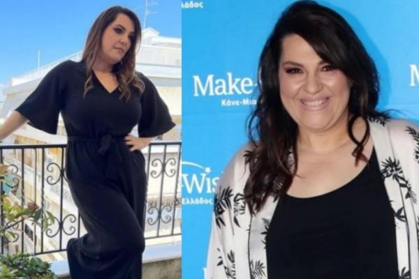 Η θαυματουργή δίαιτα της Κατερίνας Ζαρίφη: Έτσι έχασε 20 κιλά σε 8 μήνες!