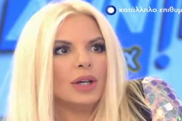 Εξελίξεις με την Αννίτα Πάνια - Πρόταση από άλλο κανάλι, αλλάζει η εκπομπή