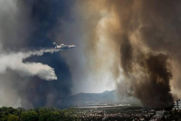Φωτιά στη Βαρυμπόμπη: Που θα