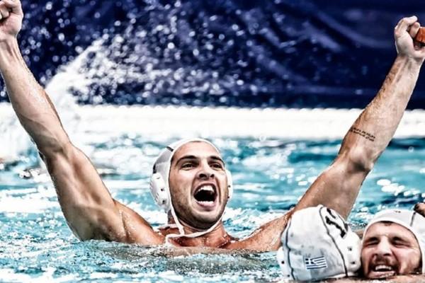 Ολυμπιακοί Αγώνες 2020: Αργυρό στην πισίνα, χρυσό στις καρδιές μας!