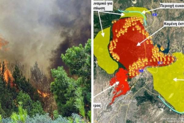 Αλλάζει ο καιρός, τρομάζουν οι προβλέψεις: Ακόμα μεγαλύτερος φόβος για τις πυρκαγιές!