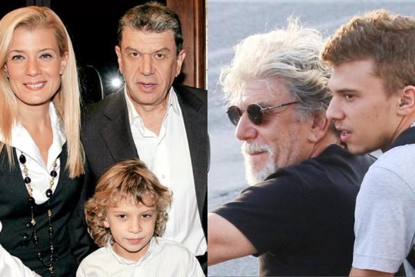 Αλέξης Βούρος: Ο γιος του Γιάννη Βούρου έγινε 23 ετών και μοιάζει εκπληκτικά με τον πατέρα του