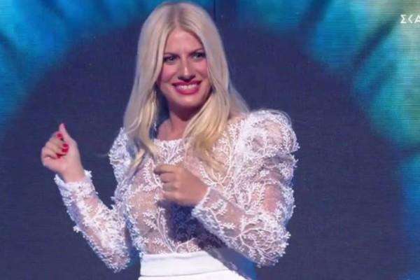Γυναικάρα η Άννα Μαρία Ψυχαράκη στη πρεμιέρα του Big Brother 2!