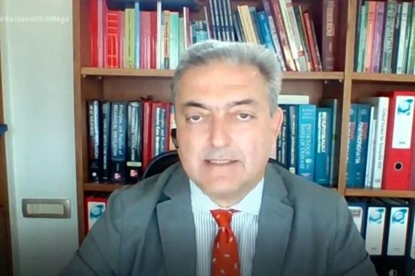 Σοκάρει ο Βασιλακόπουλος: «Με απειλούν ότι θα με σπάσουν στο ξύλο, θα με βρουν στα χαντάκια…»
