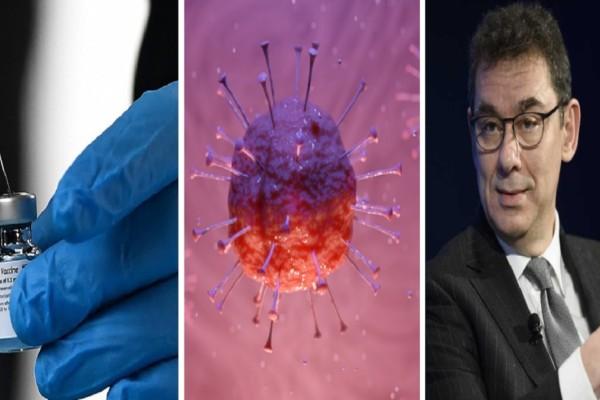 «Βόμβα» Άλμπερτ Μπουρλά: «Μια νέα μετάλλαξη ίσως να είναι «ανθεκτική» στα εμβόλια!»