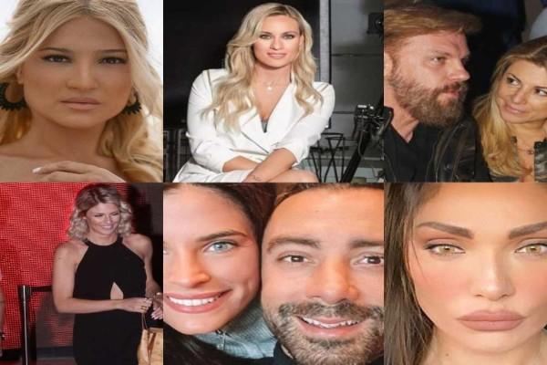 39 διάσημοι Έλληνες που νόσησαν από κορωνοϊό - Ο 14ος πέρασε σοβαρό κίνδυνο