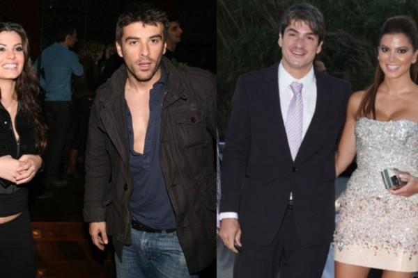 8 + 1 διάσημα ζευγάρια Ελλήνων στην πρώτη τους κοινή εμφάνιση (Photos)