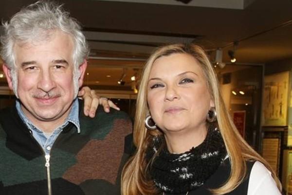 Σούσουρο στις φυλακές με Πέτρο Φιλιππίδη: Τι του ψιθύρισε στο αυτί η σύζυγός του πριν αποχωρήσει;