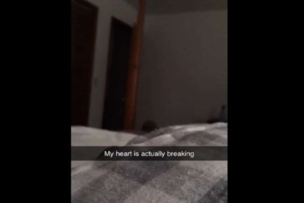Έγκυος γυναίκα τράβαγε με την κάμερα την κοιλιά της - Όταν είδε τα πλάνα τρομοκρατήθηκε (Video)