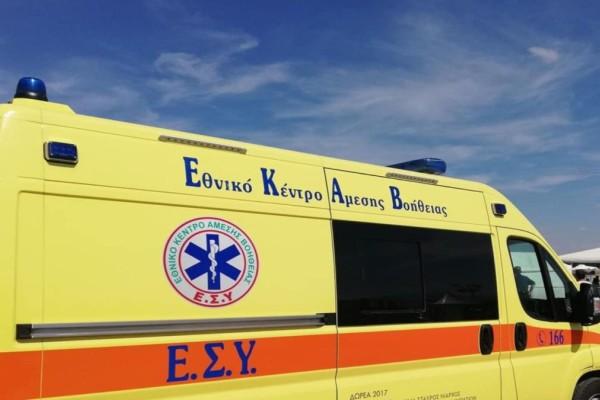 Πάτρα: Ασθενής με κορωνοϊό έπεσε από τον πρώτο όροφο του νοσοκομείου