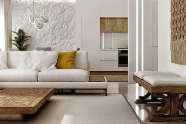 4 + 1 τρόποι για να διώξετε την αρνητική ενέργεια από το σπίτι σας