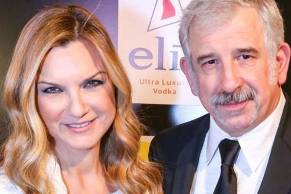 Πέτρος Φιλιππίδης: Σε τραγική κατάσταση η γυναίκα του - Φόβοι για αυτοκτονία