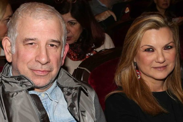 «Ελπίδα φύγε»: Αυτό ζήτησε ο Πέτρος Φιλιππίδης από τη σύζυγό του μετά την προφυλάκιση