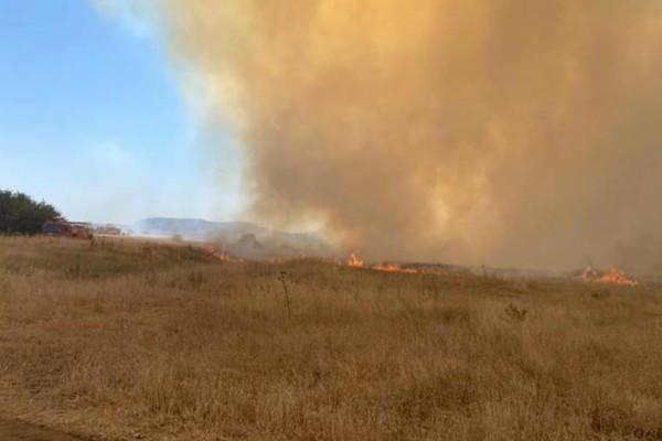Φωτιά στο Κιλκίς: Μαίνονται τα τέσσερα πύρινα μέτωπα