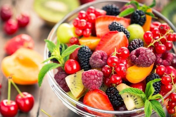 Τα φρούτα με την υψηλότερη περιεκτικότητα σε ζάχαρη