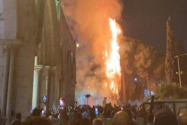 Ισραήλ: Ισχυρή φωτιά έξω από την Ιερουσαλήμ - Έκκληση στην Ελλάδα για βοήθεια