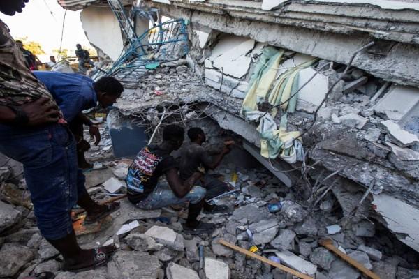 Αϊτή: Στους 1.419 οι νεκροί από τον σεισμό - Ποια είναι τα επικίνδυνα ρήγματα της Ελλάδας