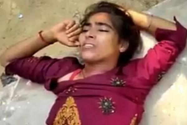 Βίντεο-Σοκ: Τη βίασαν ομαδικά και την άφησαν γυμνή και παράλυτη - Τι ψέλλισε πριν ξεψυχήσει