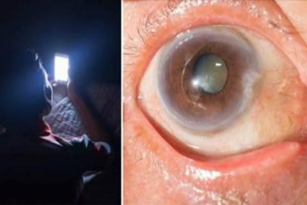 Μην χρησιμοποιείτε το κινητό σας το βράδυ πριν πέσετε για ύπνο - Ο λόγος; θα σας σοκάρει!