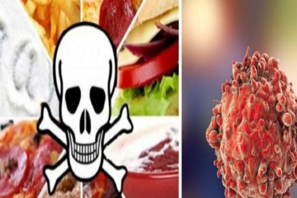 Προσοχή: Τρώμε καρκίνο! Οι 4+1 τροφές που αυξάνουν τον κίνδυνο